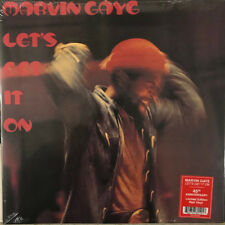 Marvin Gaye-Let 's get it on, RSD 2018 RED VINYL LP, Nouveau!