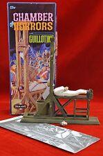 Chamber Of Horrors Guillotine 2000 Polar Lights Aurora Model Pro Built Painted