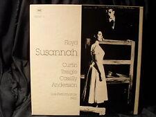C. Floyd - Susannah / Andersson (Live Performance 1962)   2 LP-Box