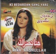 HINA NASRULLAH -  KI BEDARDAN SANG YARI - NEW MUSIC CD