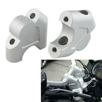 Motorcycle Handlebar Riser Clamp Mount For R1200GS LC R1200GS Adventure R