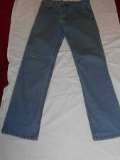 Armani  Denim Faded Blue Jeans Size-30 Waist - 34 Inside Leg #93