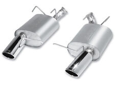 BORLA 2011-2012 FORD MUSTANG SHELBY GT500 ATAK AXLE-BACK EXHAUST SYSTEM
