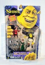 Shrek 4-Pack Shrek, Princess Fiona, Donkey, King Farquaad