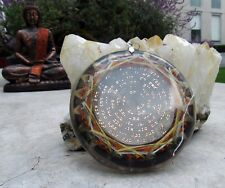 72 Names of God Quantic ResonatorMetayantra Device Orgonite