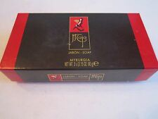 BOX OF JABON SOAP - MYRURGIA - IN THE ORIGINAL BOX - BRAND NEW - TUB MMMM