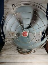 Vintage GE General Electric FM16V23 Vortalax Oscillating Fan