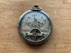 8 Day Pocket Watch Swiss