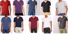 New Gap Mens Cotton S/S The Essential V-Neck Casual Tee T-Shirt Sizes XS-3XL