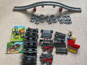 Lego Duplo Train Track Sets 10506 And 10872