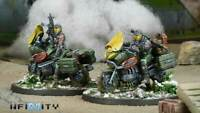 Infinity BNIB Dynamo Reg. of Kazak Light Cavalry 281106-0776