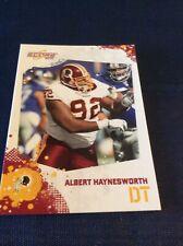 Washington Redskins 2010 Panini Score NFL Football #299 Albert Haynesworth