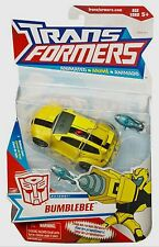 Transformers Animated Bumblebee Deluxe Class New 4 inch Factory Sealed from 2007