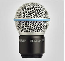 Shure RPW118 Wireless BETA58A Microphone Replacement Cartridge - Ships Free! B58