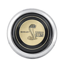1965-1973 MUSTANG Concours Reproduction Shelby Steering Wheel Horn Button -GT350