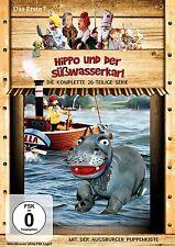 Hippo und der Süßwasserkarl - Augsburger Puppenkiste Serie Kinder Pidax Neu Ovp