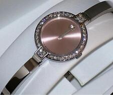 "New womens  Ladie's Movado Bela 0606059 ""0.50ct.aprx. custom set Diamond Watch."