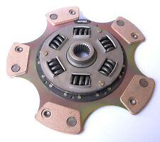 Mazda Rotary ,13b Turbo rx7  brass button clutch plate SPRUNG