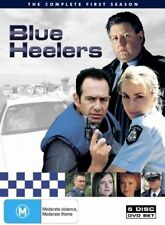 Music & Concerts Blue Heelers DVD Movies