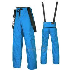 NOMIS Mens 2013 Snowboard New Blue TRUE SIMON PANTS LARGE
