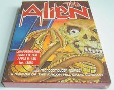 Apple 2: the alieni Avalon Hill GAME 1982