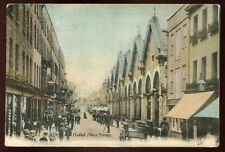 Channel Islands JERSEY Halket Place 1904 street scene PPC