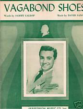 1949 - Vic Damone - Vagabond Shoes