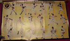 2010 Pittsburgh Pirates poster x2