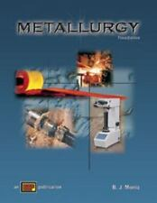 Metallurgy by Moniz, B. J. , Hardcover