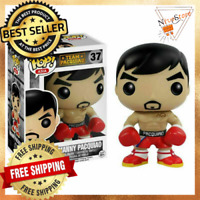 POP Asia Pacman MANNY PACQUIAO + Box Action Figure Model Toy Collectible