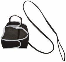 Trixie Soft Cat Harness With Leash 36 - 54 Cm X 1.20 M Black