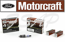 Set of 10 Original Platinum Motorcraft Spark Plug SP479