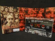KORN Untouchables / 2002 / MC, CASSETTE