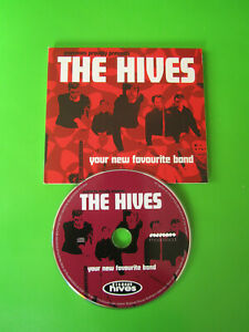 THE HIVES Your New Favourite Band (2001) Digipack