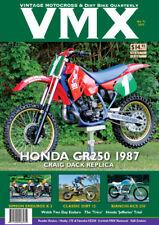 VMX Vintage MX & Dirt Bike AHRMA Magazine -  Issue #71