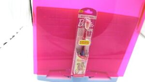 Barbie Brush Buddies Toothbrush with 2 minute Timer, Lights and Music.