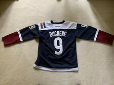 Reebok Premier Jersey Colorado Avalanche Third/Alternate Matt Duchene #9 Size 52