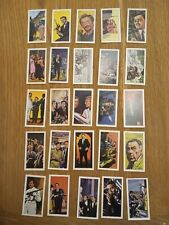 UNCLE Set of 25 cards Cadet Sweets England