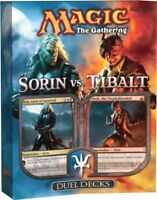 Magic the Gathering MTG Duel Decks Sorin VS Tibalt Facory Sealed Free Ship