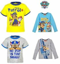 Long Sleeve PAW Patrol T-Shirts & Tops (2-16 Years) for Boys