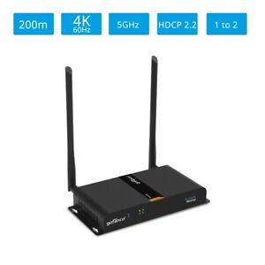 gofanco Receiver for Wireless HDMI Extender (HDwireless4K) - (HDwireless4K-RX)