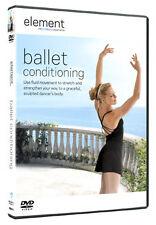 ELEMENT - BALLET CONDITIONING - DVD - REGION 2 UK