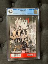 ALL NEW X-MEN 1 CGC 9.2 Partial Sketch cover (01/13) Launch Party Fantasy Realms