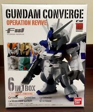 GUNDAM CONVERGE Operation Revive 6 In 1 Box Bandaii Importeded from JAPAN NIB
