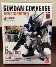 GUNDAM CONVERGE Operation Revive 6 In 1 Box Bandaii Importeded from JAPAN NIB