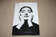 "Maria Callas Apple Think Different Poster - Size 24""x 36"""