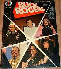 MARVEL SPECIAL EDITION TREASURY BUCK ROGERS GIANT MOVIE 1979 RARE F/F+ OVERSIZE