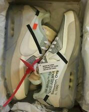 "OFF White x Nike Air Max 90 Size UK 7.5 US 8.5 EUR 42 ""The Ten"" Virgil Abloh"