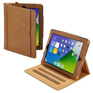"""iPad Case 7th 8th Generation Soft Leather Magnetic Smart Cover For Apple 10.2"""""""