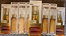 L'Oreal Age Perfect Hydra-Nutrition Glow Renewal Facial Oil 1.0 oz 31507 LOT 10